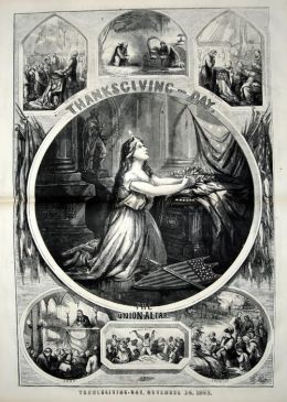 Lincoln-era poster, Harper's Weekly