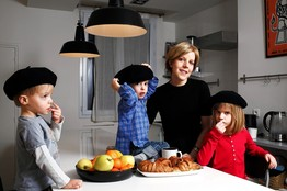 French lessons for childrearing