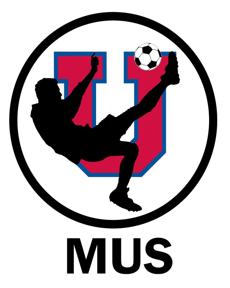 MUS Soccer Decal