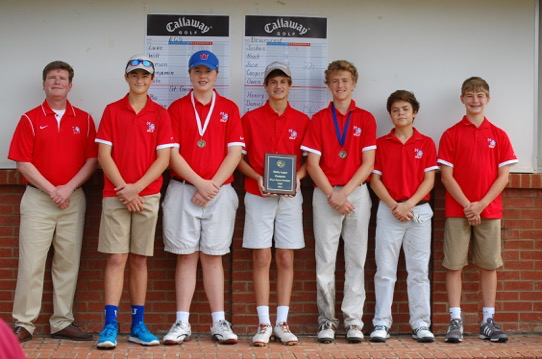 LS Golf 2016 Shelby League Champs